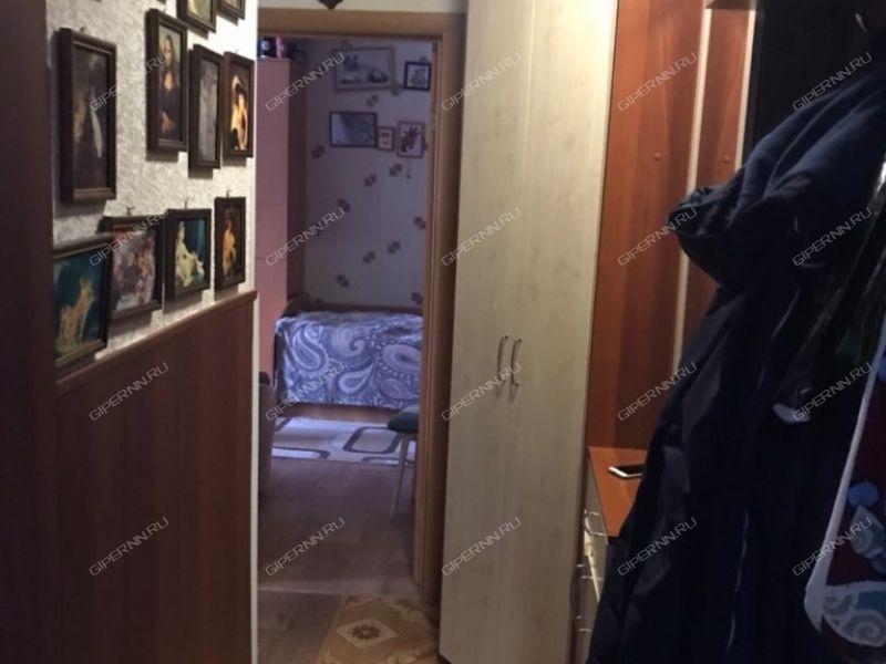 однокомнатная квартира на улице Пирогова дом 36А город Дзержинск