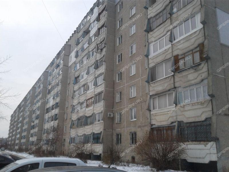 однокомнатная квартира на улице Комбрига Патоличева дом 29 город Дзержинск