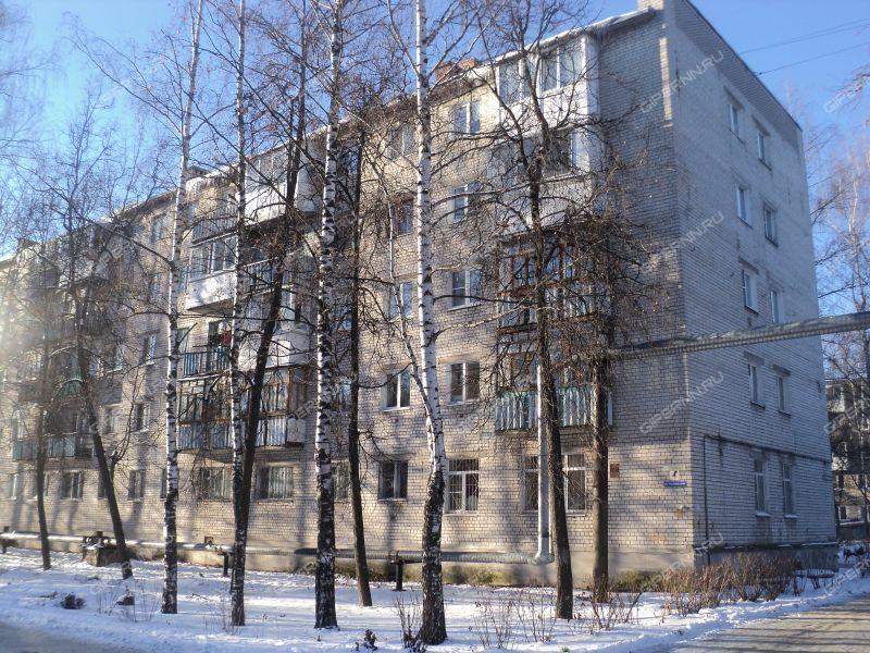 трёхкомнатная квартира на улице Ульянова дом 4А город Дзержинск