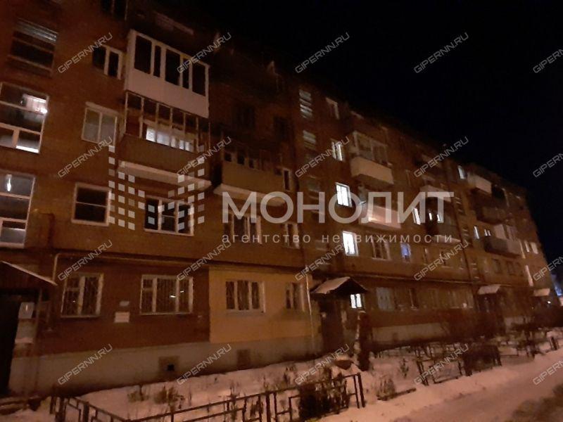 двухкомнатная квартира на бульваре Мира дом 19